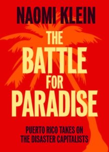 The Battle for Paradise Puerto Rico - WildmooBooks