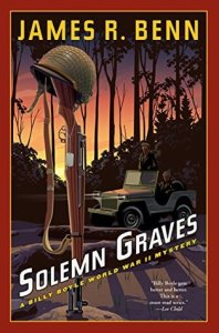 Solemn Graves by James R. Benn on WildmooBooks.com