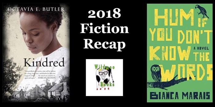 2018 Fiction Recap WildmooBooks