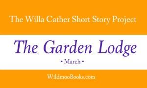 March Reminder: The Garden Lodge
