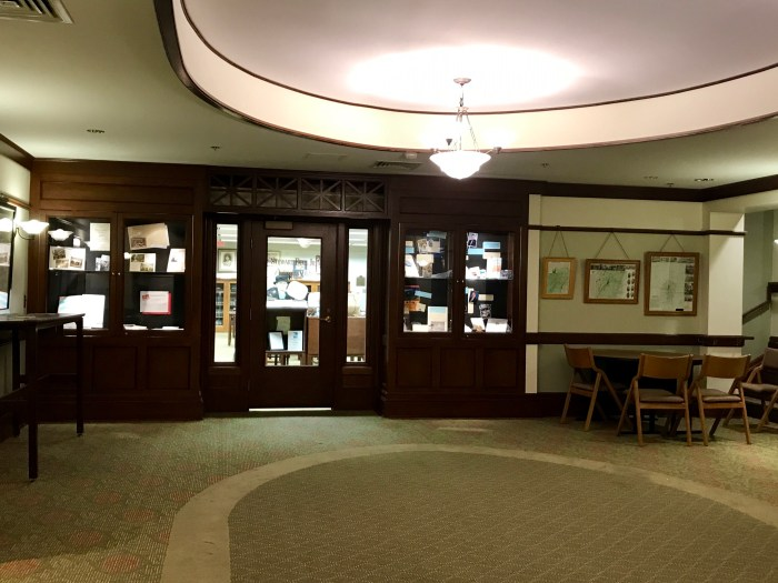 The Archive at The Handley Library in Winchester, VA