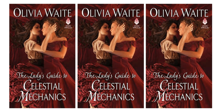 Olivia Waite Celestial Mechanics blog post