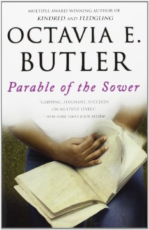 Parable of the Sower by Octavia Butler cover