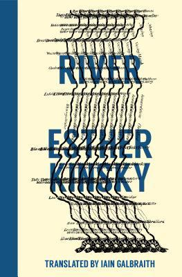 River by Esther Kinsky Cover