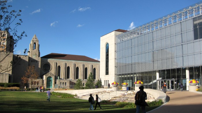 Cudahy Library and Information Commons Loyola University Chicago