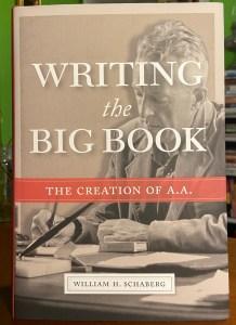 Writing the Big Book