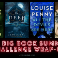 My Big Book Summer Challenge Wrap-Up Post