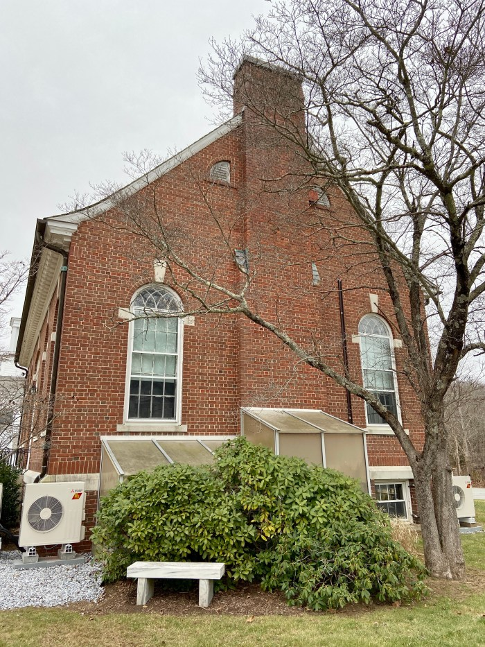 South facade - East Haddam Free Public Library