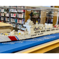 Lego model of the USCGC Gallatin Featured Image