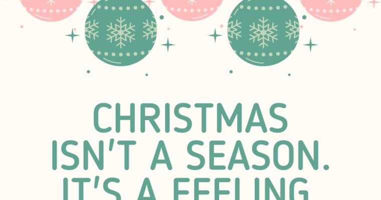 Blogmas: DIY Christmas Cards