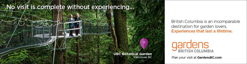 Gardens BC web banner ad