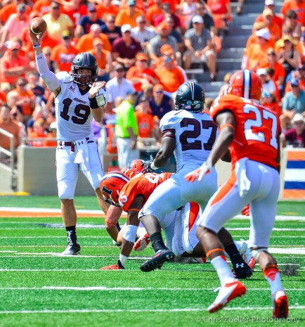 SIU vs. University of Illinois  2013-08-31