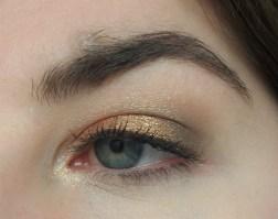 Jordana Made to Last Liquid Eyeshadow swatched