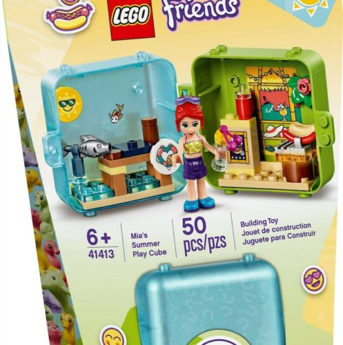 LEGO MIA'S SUMMER PLAY CUBE