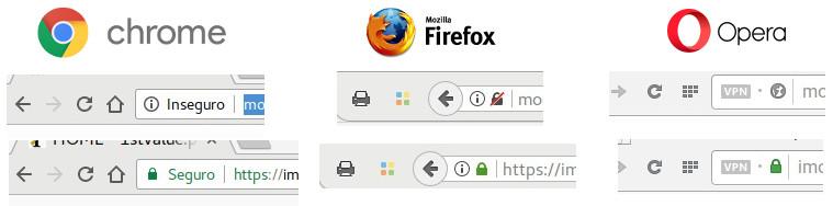 """Tem um aviso """"Inseguro"""" no Google Chrome? Saiba como resolver"""
