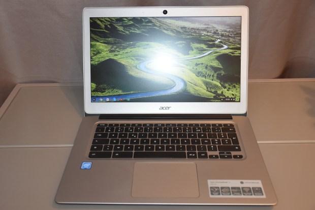 Test du Acer Chromebook 14