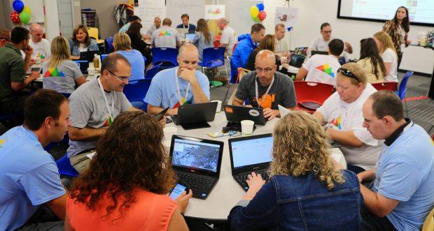 Aux USA, l'éducation primaire et secondaire voient l'avenir avec les Chromebook !