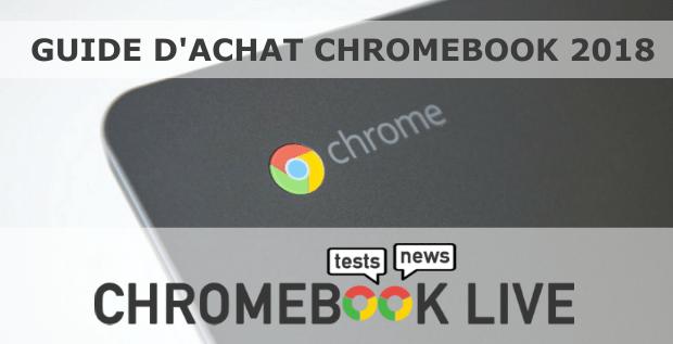 guide d'achat chromebook