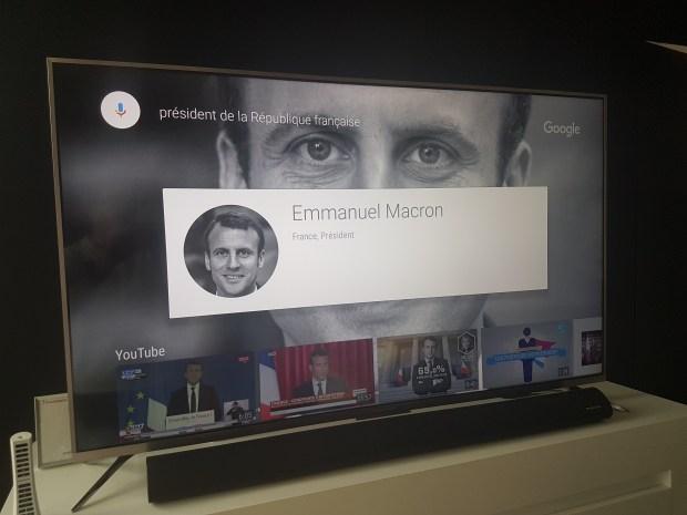 Thomson et Android TV : la marque prépare des télévideurs connectés 4K Chromecast Ready pour un prix très agressif