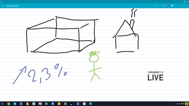 Squid : dessinez à main lévée ou au stylet avec votre Chromebook !