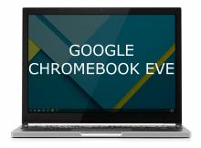 Tout ce qu'il faut savoir sur le Google Chromebook Eve !