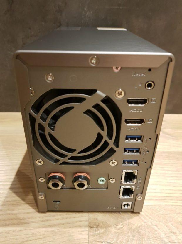 Test du QNAP TS-253A : un NAS compatible avec les Chromebooks