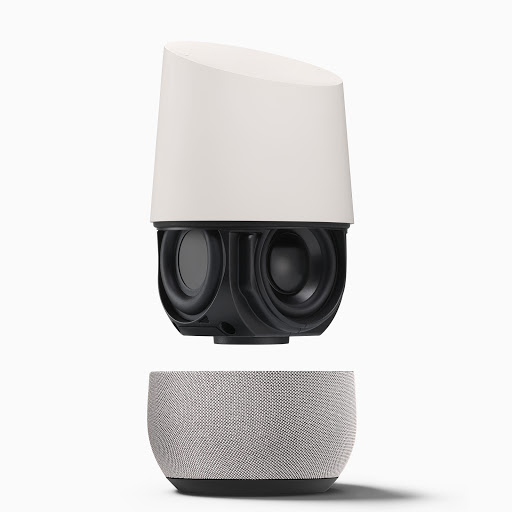 Google Home Mini : une version plus petite et abordable du Google Home