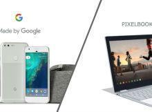 Pixelbook #madebygoogle : que peut-on déduire des dernières informations ?