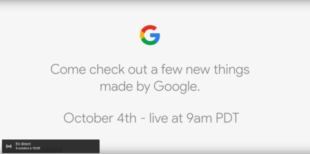 Suivez l'événement #madebygoogle sur Chromebook Live en vidéo