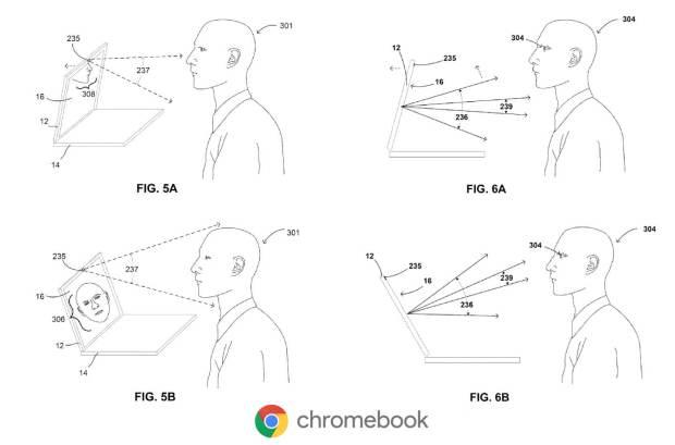 Google préparerait-il un Chromebook motorisé ?