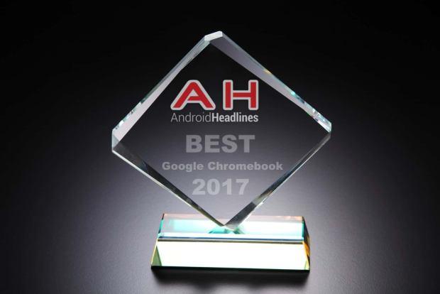 AH Awards : le meilleur Chromebook de 2017