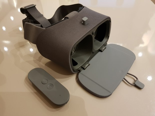 Test du Daydream View VR 2017 : la réalité virtuelle abordable selon Google