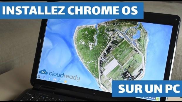 Tutoriel vidéo : Installer Chrome OS sur un PC