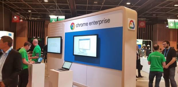 Les Chromebooks s'invitent au Google Cloud Summit 2018 !