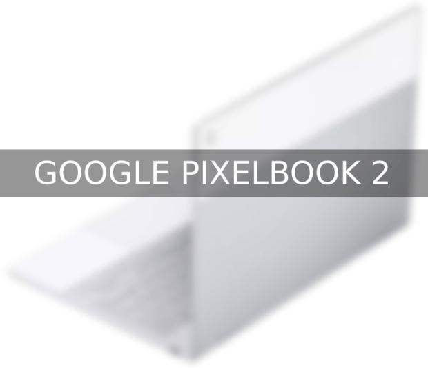 Chromebook : un Google Pixelbook 2 à l'approche ?