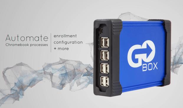 Go-Box Chrome : faciliter l'installation d'un parc de Chromebooks !