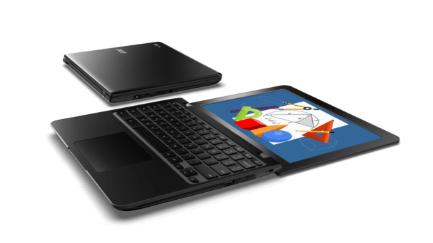 BETT 2019 : Acer lance le Acer Chromebook