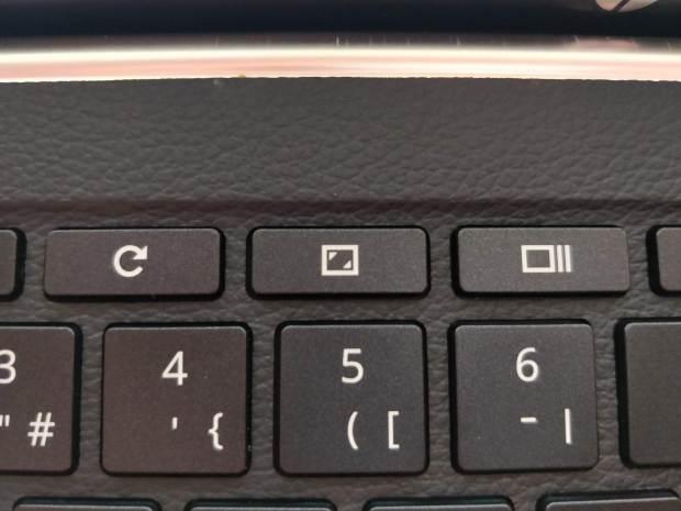 Test HP Chromebook X2