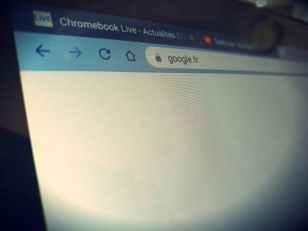 Chromebook : passer très rapidement d'un onglet à un autre sur Chrome !