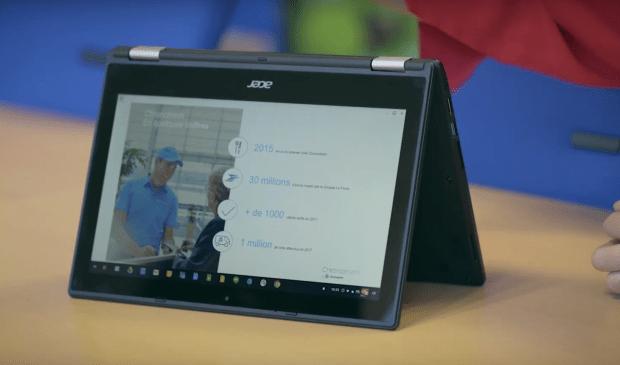 Chronopost : l'agilité des Chromebooks pour les commerciaux !