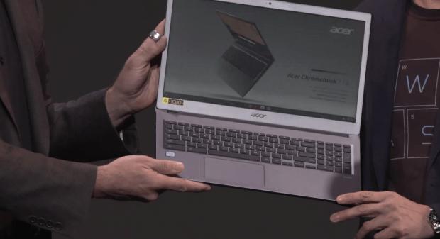 Next@Acer 2019 : deux nouveaux Chromebooks pour les professionnels !