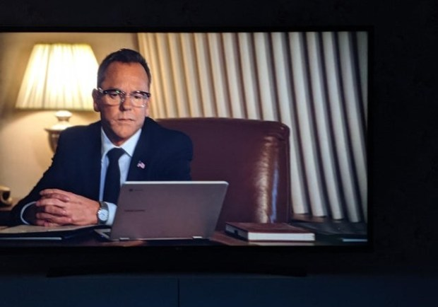Designated Survivor : un Chromebook comme placement produit ?