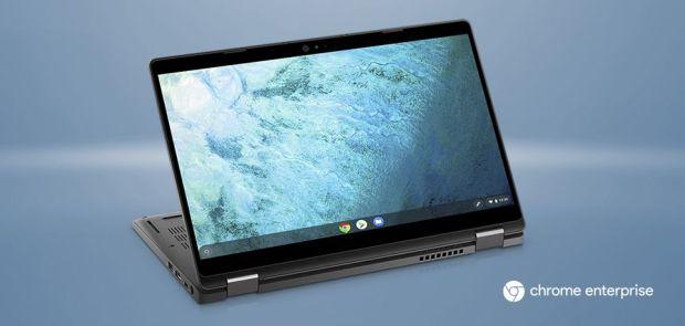 """Google et Dell lancent les deux premiers """"Chromebook Enterprise"""" !"""