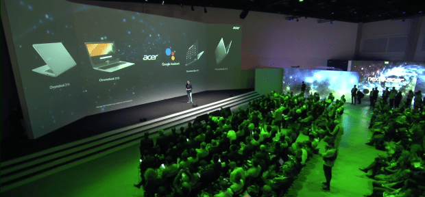IFA 2019 - Conférence next@acer