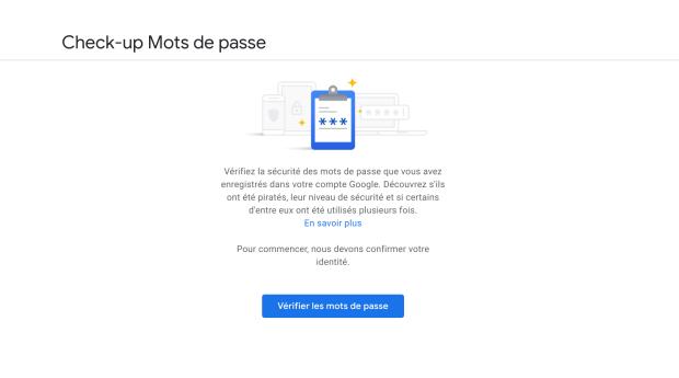 Comment vérifier que vos mots de passe enregistrés Google ne sont pas piratés ?