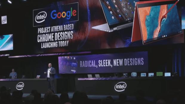 Projet Athena : Google et Intel renforce leur partenariat pour les Chromebooks !