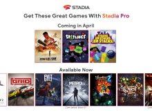 Stadia : les jeux gratuits du mois d'avril 2020 !