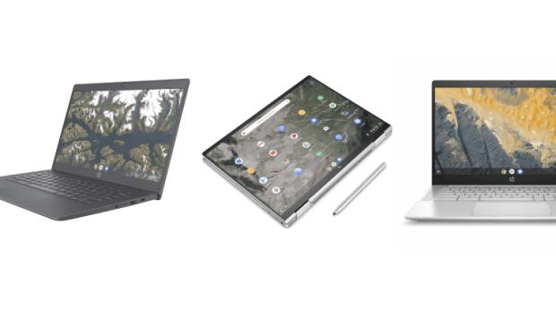 HP annonce 3 nouveaux Chromebooks pour les entreprises