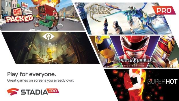 Stadia : les jeux gratuits du mois de juin 2020 !