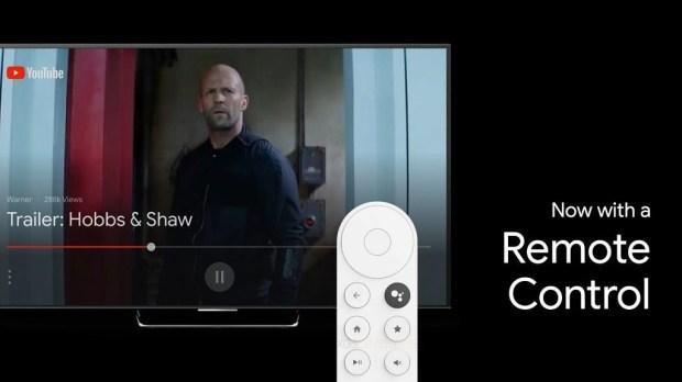 Google Sabrina : un nouveau dongle qui embarque Android TV !